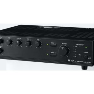 A-1700 Series Mixer Power Amplifiers
