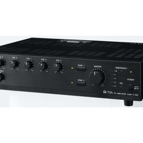 A-1700 Series Mixer Power Amplifiers