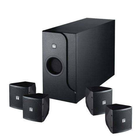Compact Satellite Speaker System