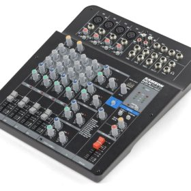 Digital Stereo Mixers