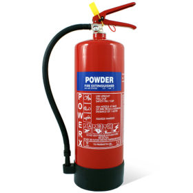 Fire Extinguisher DCP