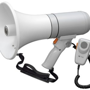 Splashproof Hand Grip Type Megaphones