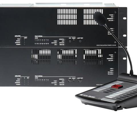 TOA VX-3000 Series