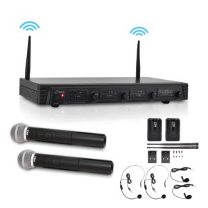 VHF Series Wireless Microphone Systems