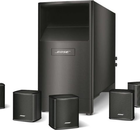 Wall Mount Box Speakers