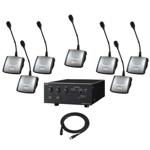 Wired Conference System TS-770 Series
